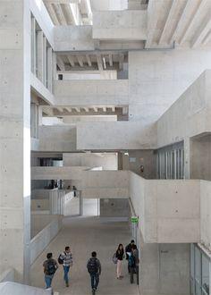 UTEC | Grafton Architects  | Slide show | Architectural Record