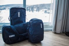 THULE Accent 23L & Accent 28L | Backpacks #thule #backpack #laptop #bag #compact #sleek #ergonomy #design #case #travel #trip #onthego #ontheroad #gadget #organizing #packaging #scenery #winter #snow #cozy #cold Laptop Backpack, Laptop Bags, Best Butter, North Face Backpack, Compact, Backpacks, Travel Trip, Design Case