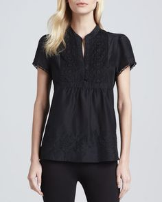 Steffie+B+Embroidered+Top+at+CUSP.
