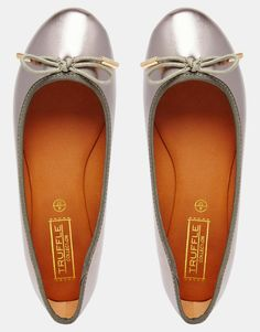 Image 3 ofTruffle Collection Ballet Flats
