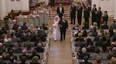 This video captures a beautiful wedding at SMU chapel followed by a reception at the Belo.