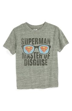 Junk Food 'Superman Disguise' T-Shirt (Toddler Boys) | Nordstrom