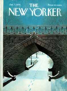 The New Yorker Digital Edition : Jan 07, 1974  ~ Central Park