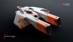 concept ships: Concept ships by Rico Kersten