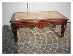 tavolino inglese da salotto