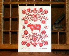 This site has a few great modernized dutch folk art patterns