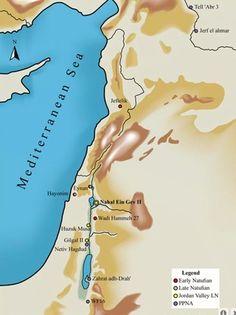 Najstarsze ślady osadnictwa w Jerozolimie i w Galilei | Orygenes+