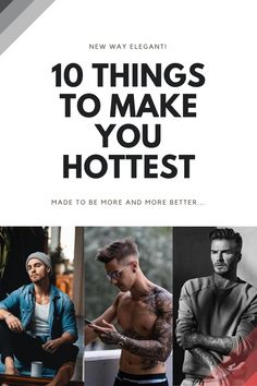 10 Things To Make You Hottest