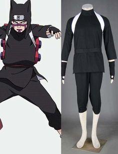 Naruto Kankuro 6-piece Cosplay Costumes #Naruto #kankuro #cosplay costume
