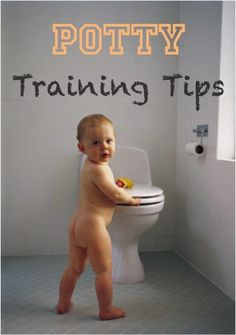 Potty Training Tips and Tricks....don't even want to think about this yet, but ill prob be happy I pinned it later.