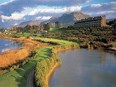 Arabella development - golf course and hotel - Kleinmond. #arabella #kleinmond #golfcourse