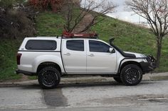 #2016 D-MAX ARB #ISUZUDMAX Isuzu D-Max Isuzu D Max, Pickup Trucks, Land Cruiser, Cars And Motorcycles, Chevy, Jeep, Camping, Guy Stuff, Offroad