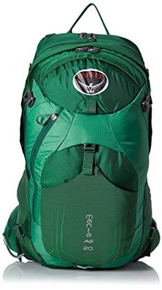 Osprey Packs Manta AG 20 Hydration Pack Spruce Green One Size ** Read more reviews of the product by visiting the link on the image. This is an Amazon Affiliate links.
