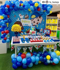 check out 37 decorating ideas - Birthday FM : Home of Birtday Inspirations, Wishes, DIY, Music Ideas Souvenir Display, Personalised Sweets, Aniversario Peppa Pig, Nutella Jar, Festa Pj Masks, Muppet Babies, Chocolate Lollipops, Pajama Party, Acrylic Box