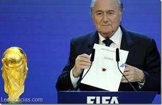 Miembro del Comité Ejecutivo de la FIFA dice que el Mundial 2022 no se jugará en Qatar - http://www.leanoticias.com/2014/09/23/miembro-del-comite-ejecutivo-de-la-fifa-dice-que-el-mundial-2022-no-se-jugara-en-qatar/