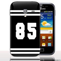 Coque telephone portable Samsung Galaxy ACE 2 Design Numéro 85 - Coque antichocs rigide
