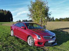 Cadillac ATS-V Coupe - http://olschis-world.de/  #Cadillac #V-Serie #ATS-V