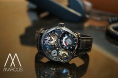 Greubel Forsey Invention piece 2, Double tourbillon.