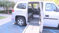 A new vehicle called the MV-1 now gives people with disabilities the chance to buy a car that is factory-built and assembled for them. It is the first of its kind.