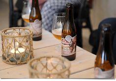 Västergården Bryggeri, Beer Label Design By Diablito. Beer Label Design, Packaging Design, Abs, Tableware, Crunches, Dinnerware, Tablewares, Abdominal Muscles, Design Packaging
