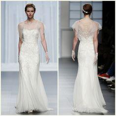 Rosa clará Barcelona bridal fashion week 201611