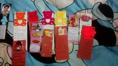 Paper Book marks