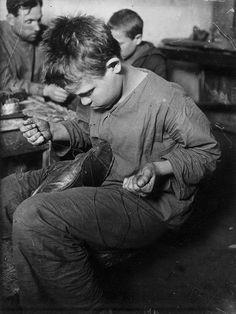 Советские беспризорники 1920 − 1930-х годов