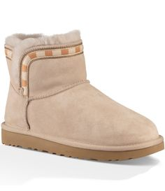 Shop for UGG® Rosamaria Embroidery Suede Pull-On Booties at Dillards.com. Visit Dillards.com to find clothing, accessories, shoes, cosmetics & more. The Style of Your Life.
