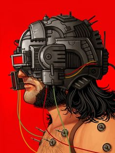 Mike Mitchell - Weapon X