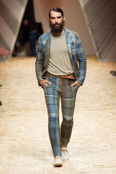 Men's Spring 2014 Trends   Missoni men's spring / summer 2014 runway show was unveiled on one ...