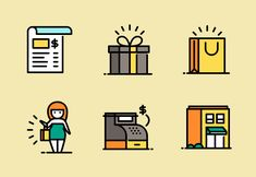 Buy this iconset on Iconfinder.com             - Style: Filled outline             - Categories: Business & finance, Shopping & e-commerce