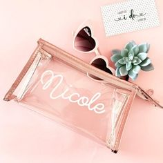 Personalised Name Keyring Love Island Inspired Present Gift Box Included