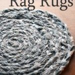 How to Make Rag Rugs - Tutorial How to Make a Beautiful Braided Rug