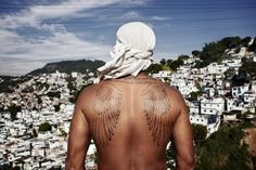 World Press Photo Awards 2013 - Honorable mention – Pacified Favela by Frederik Buyckx