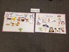 Chalk Talk: A Kindergarten Blog: When the Leaf Blew In