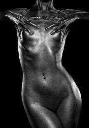 Body In Art, photography by Elena Vasilieva. Nikon D3s. In People, Nude, Female. Body In Art, photography by Elena Vasilieva. Image #394606