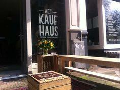 Kaufhaus Amsterdam: vintage store in De Pijp!