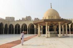 Masjid Amru bin Ash di Cairo, Egypt