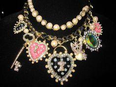 vintage betsey johnson jewelry