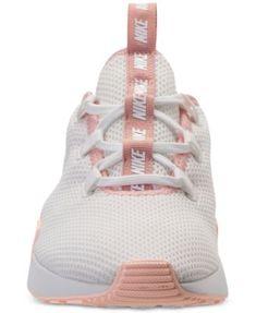 0d452b18ce893 Nike Women's Ashin Modern Casual Sneakers from Finish Line - White 7.5