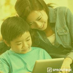 Technology is all around us and we at SproutBox want to harness that for good! See what we've done with our AR App! www.sproutboxkids.com