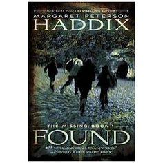 Found by Margaret Peterson Haddix