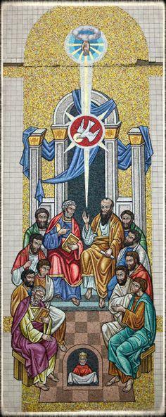 pentecost 50 days after resurrection