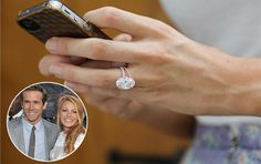 Blake Lively's Engagement Ring: How Much Did it Cost? A small fortune - but if you have that kind of money worth the investment Blake Lively Ring, Blake Lively Engagement Ring, Celebrity Engagement Rings, Best Engagement Rings, Pink Diamond Jewelry, Cushion Cut Engagement Ring, Black Rings, Diamond Bands, Beautiful Rings