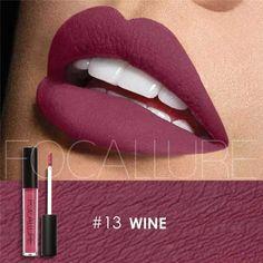 Rouge à lèvres liquide Vin mat pas cher !