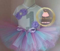 Check out this item in my Etsy shop https://www.etsy.com/ca/listing/253035791/princess-birthday-outfit-under-the-sea