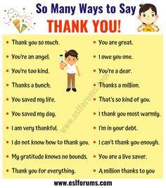 English Speaking Skills, English Learning Spoken, Teaching English Grammar, English Writing Skills, Learn English Words, English Language Learning, English Lessons, Ways To Say Hello, Other Ways To Say