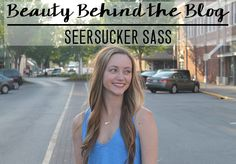 The Blush Blonde: Seersucker Sass