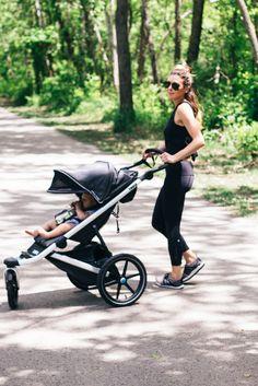 Mommy Fitness-Jogger Stroller