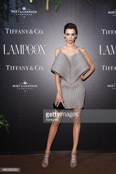Marianna Di Martino attends the Lampoon Gala during the Venice Film  Festival at Palazzo Pisani Moretta on September 2015 in Venice, Italy. 7c435de9fb